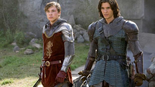 Die Chroniken von Narnia: Prinz Kaspian von Narnia - Müssen Narnia von der Ty...