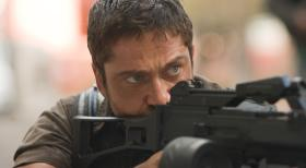 Gamer - In der virtuellen Welt kämpft Kable (Gerald Butler) ums nackte Überleben ... © TM & Copyright   Lakeshore Entertainment Group. LLC. and Lionsgate. All rights reserved.