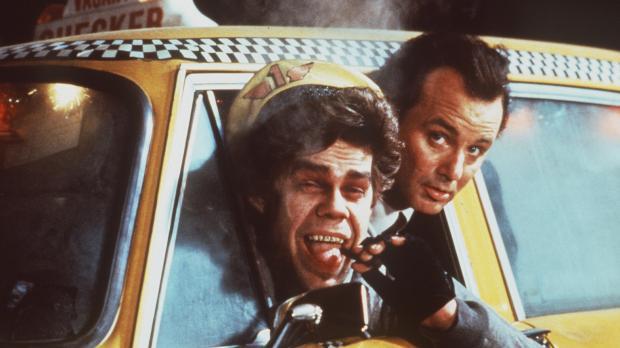 Die Geister, die ich rief ... - Mit der Hilfe eines ungewöhnlichen Taxifahrer...