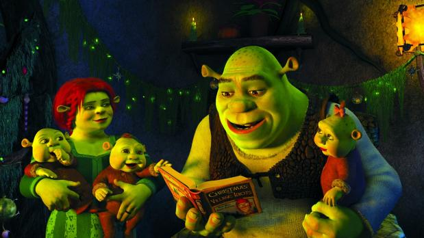 bilder shrek oh du shrekliche film sat 1. Black Bedroom Furniture Sets. Home Design Ideas