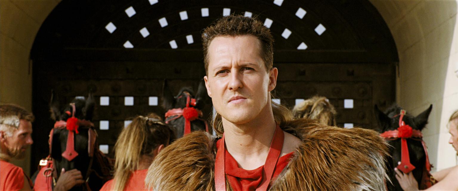 Asterix Bei Den Olympischen Spielen Michael Schumacher