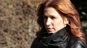 Unforgettable - Ermittelt in einem neuen Mordfall: Carrie (Poppy Montgomery) ...  2011 CBS Broadcasting Inc. All Rights Reserved.