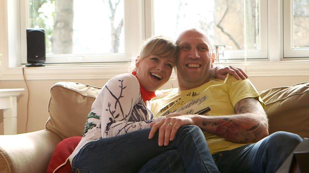 Seit zwei Wochen lebt die zehnköpfige Berliner Patchwork-Family um Fahrlehrer...