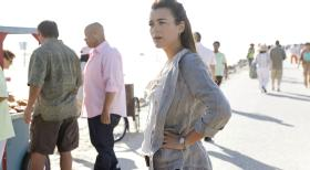 Navy CIS - Um einen Mord aufzudecken muss Ziva (Cote de Pablo) nach Kolumbien reisen ... © 2012 CBS Broadcasting Inc. All Rights Reserved.