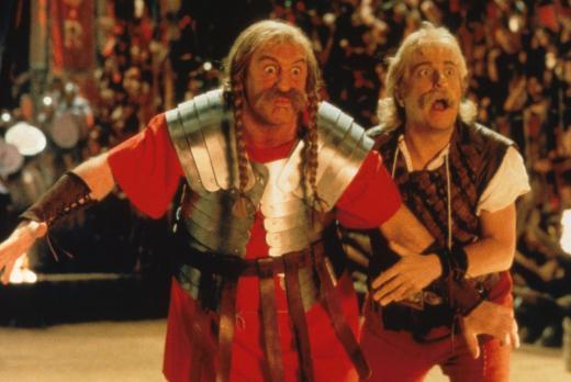 Asterix & Obelix gegen Cäsar - Um den Druiden zu befreien, müssen sich As...