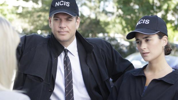 Ermitteln in einem neuen Fall: Anthony DiNozzo (Michael Weatherly, l.) und Zi...