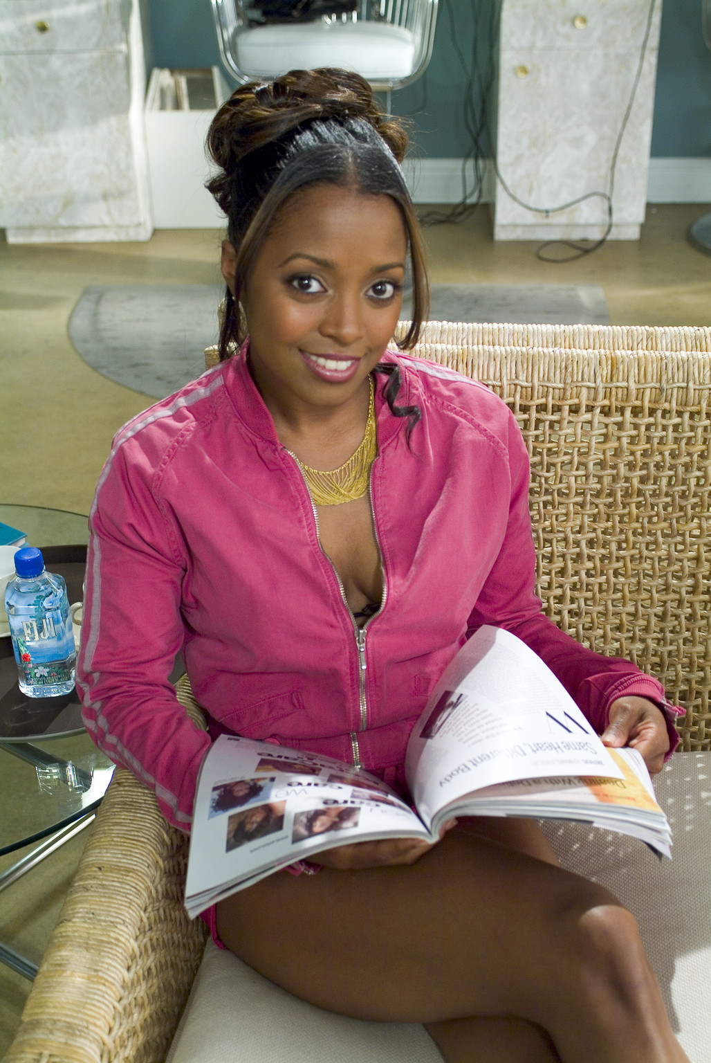 Keshia knight pulliam in the nude porn clip