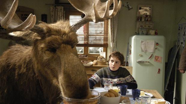Es ist ein Elch entsprungen - Am dritten Advent fällt bei Familie Wagner ein...