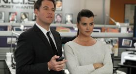 Navy CIS - Ein neuer Fall beschftigt Ziva (Cote de Pablo, r.), DiNozzo (Michael Weatherly, l.) und das restliche Team ...  CBS International Television (ehem: Paramount Pictures International)