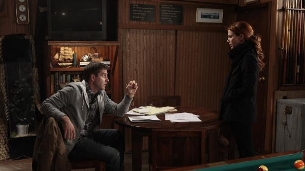 Unforgettable - Auf der Suche nach einer wichtigen Augenzeugin, stoßt Carrie...