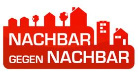 Nachbar gegen Nachbar - Nachbar gegen Nachbar - Logo  SAT.1
