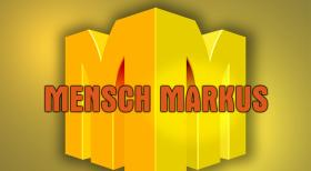 Mensch Markus - Logo