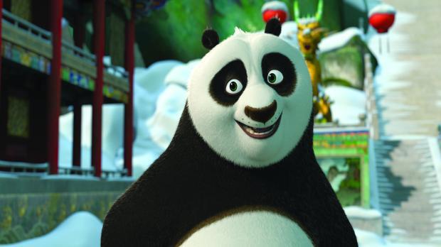Kung Fu Panda: Ein schlagfertiges Winterfest - Weil sein Vater nicht an der F...