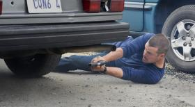Navy CIS: L.A. - Ermittelt Undercover im sonnigen Los Angeles, um die nationale Sicherheit zu wahren: Special Agent G. Callen (Chris O'Donnell) ... © CBS Studios Inc. All Rights Reserved.