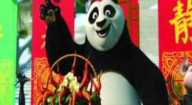 Kung Fu Panda: Ein schlagfertiges Winterfest