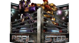Real Steel - Stahlharte Gegner - REAL STEEL - STAHLHARTE GEGNER - Artwork © Greg Williams, Melissa Moseley DREAMWORKS STUDIOS.  All rights reserved